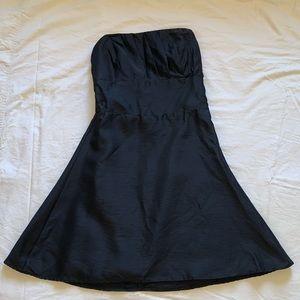 Wtoo Dress, Sleeveless, Fit And Flare, Boning, 15